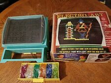 Vintage 1968 MARX ELECTRO ART SET in the original box 6300 and it works!