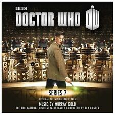 Doctor Who: Series 7 CD Original Television Soundtrack Murray Gold