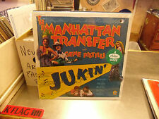 Manhattan Transfer Jukin' vinyl LP Capitol Records SEALED