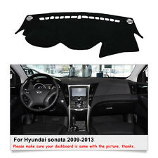 Car Dashboard Mat Dashmat Carpet For Hyundai Sonata 2009-2013 Years Sun Cover