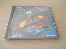 VOLFIEV VOLFIELD TAITO PC ENGINE BRAND NEW JAPAN IMPORT FACTORY SEALED!