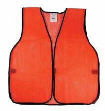 SE EP14 NEON ORANGE POLYESTER MESH SAFETY VEST
