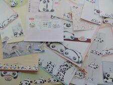 San-X Tarepanda Panda Memo note cute gift stationery paper pad kawaii girl her