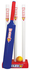 *NEW* Wahu Beach Cricket Set - Stumps 71cm, Stump Stand, Bat 76 cm & Ball