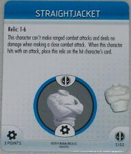 STRAIGHTJACKET S102 Deadpool Marvel HeroClix OP LE special object
