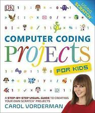 Computer Coding Projects for Kids by Carol Vorderman - DK (Paperback, 2016)
