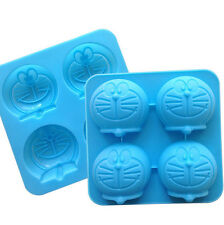 Cake Mold Silicone DIY Baking Tools Ice Cube Cookie Tray For Doraemon Lover
