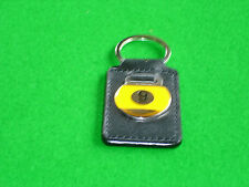Cue Craft No.9 ball pool leather keyring fob IDEAL GIFT
