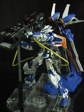 Positron Blaster Gun Plastic Upgrade Kit For 100 MG Blue Red Astray Gundam Model