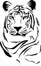 Tiger decal cars boats sticker