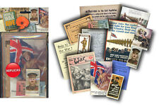 World War One : World War 1 Memorabilia Pack