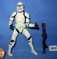 "Star Wars 2003 CLONE TROOPER From Value Packs 3.75"" figure"