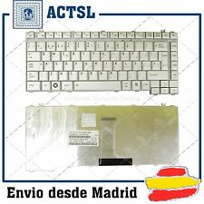 Keyboard Spanish for TOSHIBA Tecra S11-11D PLATA