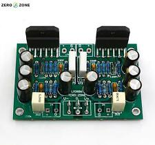 2016 Assembled LM3886 Stereo amplifier board Pure dynamic feedback circuit L1510