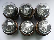 6 pcs IN-1 IN1 Thin / Fine Grid Big Nixie Tubes for clock NEW NOS Ultra RARE