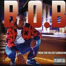 B.o.B - Music for the Lost Generation (2012)  CD NEW/SEALED  SPEEDYPOST