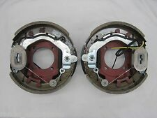 """Electric trailer brakes assembly 4 hole for 8000# Axle 12-1/4""""x3-3/8"""" LH &RH"""