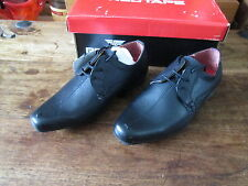 JUNIOR BOYS RED TAPE LEATHER SMART SHOES SIZE 10 BRAND NEW IN BOX