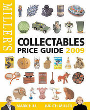 Miller's Collectables Price Guide 2009 (UK Edition), Hill, Mark Paperback Book