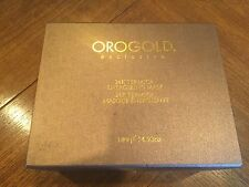 NIB OROGOLD Exclusive 24K Termica Energizing Mask (Over 50% Off Retail)
