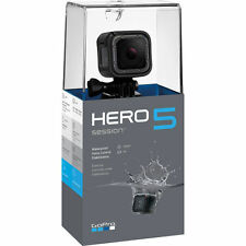GoPro Hero 5 Session 4K Ultra HD, 10MP, Wi-Fi, Waterproof Action Camera