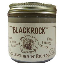 NEW Blackrock Leather 'n Rich Cleaner Conditioner 4 oz.