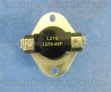 270 DEGREE HIGH LIMIT THERMOSTAT FOR DRYER PART# L270