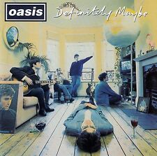 OASIS : DEFINITELY MAYBE / 2 CD-SET (SPECIAL LIMITED EDITION) - TOP-ZUSTAND