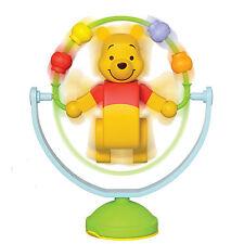 Winnie Pooh Puuh Baby Hochstuhl Spielzeug mit Saugnapf ab 6 Monate Tomy neu