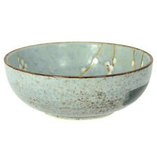 "Japanese 7.75""D Soup Noodle Rice Bowl UME Plum Cherry Blossom /Made in Japan"