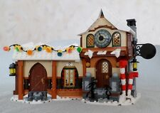 *! Discontinued Genuine New Lego Santa's Workshop House Only Split From 10245 !!