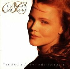 Belinda Carlisle - The Best Of Belinda Volume 1 / Virgin Records CD 1992