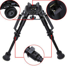 Rifle Bipod Fore Grip Shooter Mount TACTICAL Spring Eject Rail Ridge Rock IT