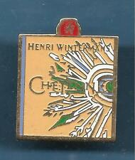 Pin's pin TABAC CIGARE HENRI WINTERMANS CHEYENNE (ref 096)