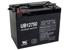 UPG UB12750 45821 12V 75AH Grp 24 Battery Scooter Wheelchair Mobility Deep Cycle