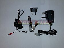 6 & 12 volt CHARGER FOR CLASSIC LEAD ACID BATTERIES ALSO SEALED GEL w/ AUTO OFF