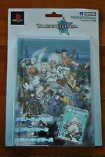 TALES OF LEGENDIA MEMORY CARD HORI  PS2 PLAYSTATION 2 (JP) BRAND NEW