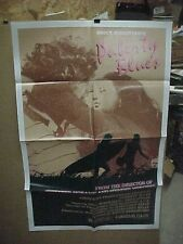 PUBERTY BLUES, orig 1-sh / movie poster [Nelson Schofield, Jad Capela]