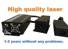 High stability real 4W 4000mw 445nm 450nm blue laser module with focus carving