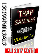 TRAP SAMPLES VOLUME 2 -  NATIVE INSTRUMENTS KONTAKT- KOMPLETE- MASCHINE- TRAKTOR