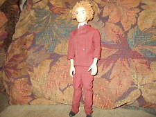 My Scene BRYANT DOLL  Red/Blond Curly Hair Ken size-NUDE Mattel-2003