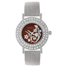 Laurels Beautiful Analog Cooper Dial Women's Watch - Lo-Bea-105