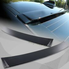 For 2006-2013 Lexus IS250 / IS350 IS-F ABS Matt Black Rear Roof Spoiler Wing