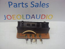 Kenwood KR-6050/6650 AC Voltage Select Switch. Tested Parting Out KR-6050