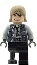 Mad Eye Moody Minifigure Harry Potter  Printed on LEGO Parts Custom FREEPOST ALL