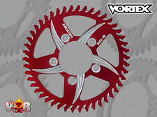 Vortex F5 Rear Sprocket Red 46T 520 Suzuki GSXR600 GSXR750 2011 2012 2013