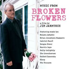 BROKEN FLOWERS SOUNDTRACK CD OST NEUWARE!!!!!!!!!!!!!!!