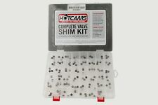 Complete Hotcams 7.48mm valve shim kit 4 stroke Motocross bike workshop shim kit