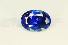 Ceylon Blue Sapphire Oval 7x5mm VS 0.89ct Loose Natural Gemstone Sri Lanka