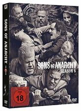 5 DVD-Box ° Sons of Anarchy - Staffel 6 ° NEU & OVP